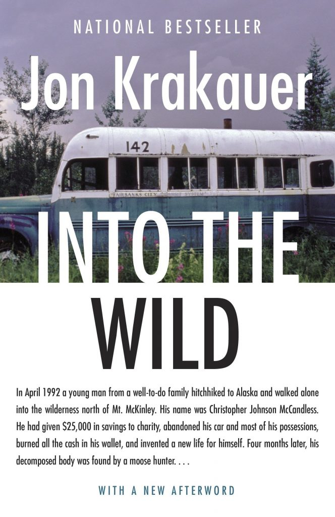 Into the wild - A travel book documentary