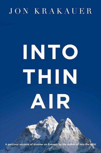 Travel Book - Into thin air