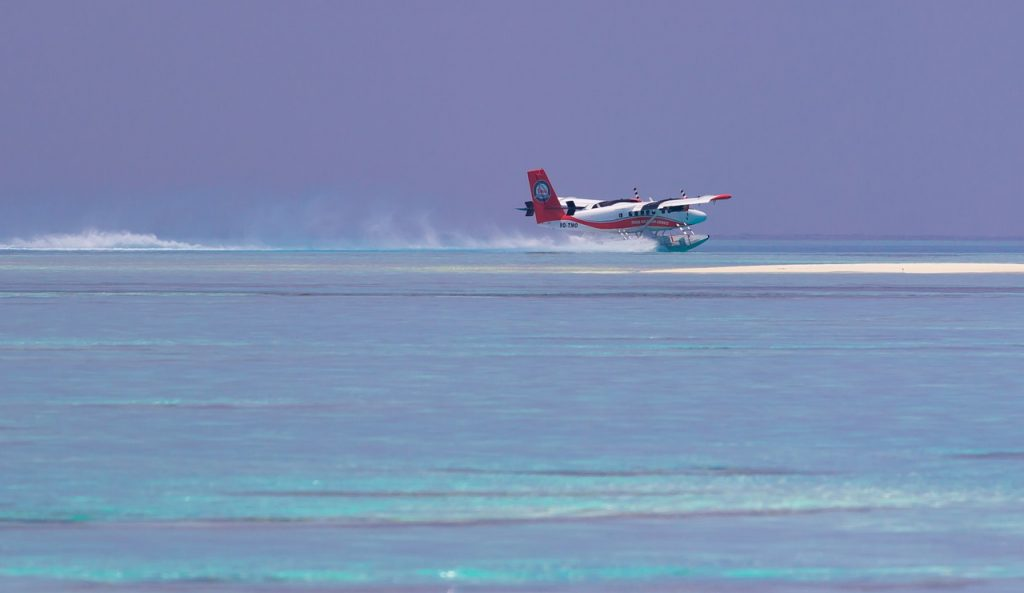 sea plane transfers